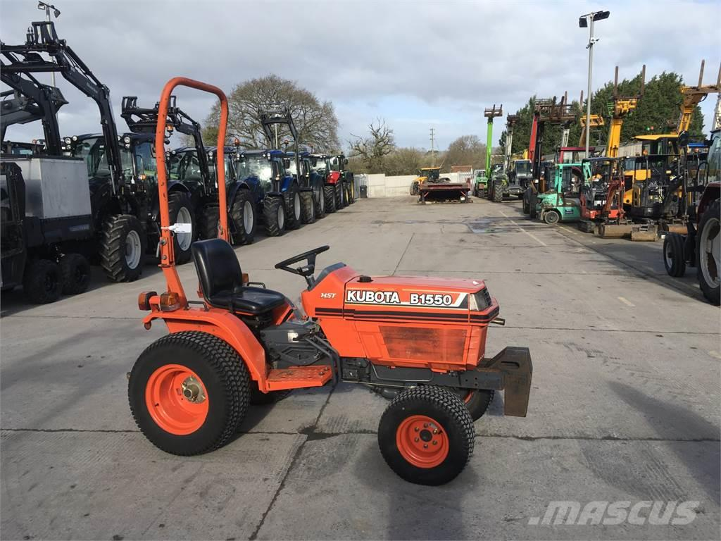 Kubota B1550 HST Compact Tractor (ST5893)