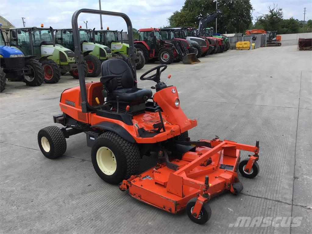 Kubota F3680 Out Front Mower (ST7242)