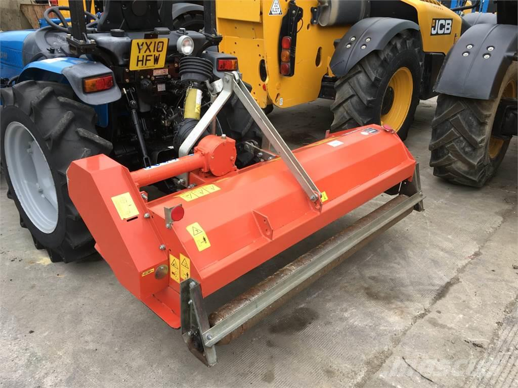 Kuhn BNE 180 Rear Mount Flail