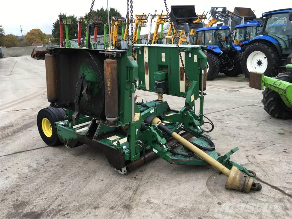 Major 12000GM Folding Roller Mowers