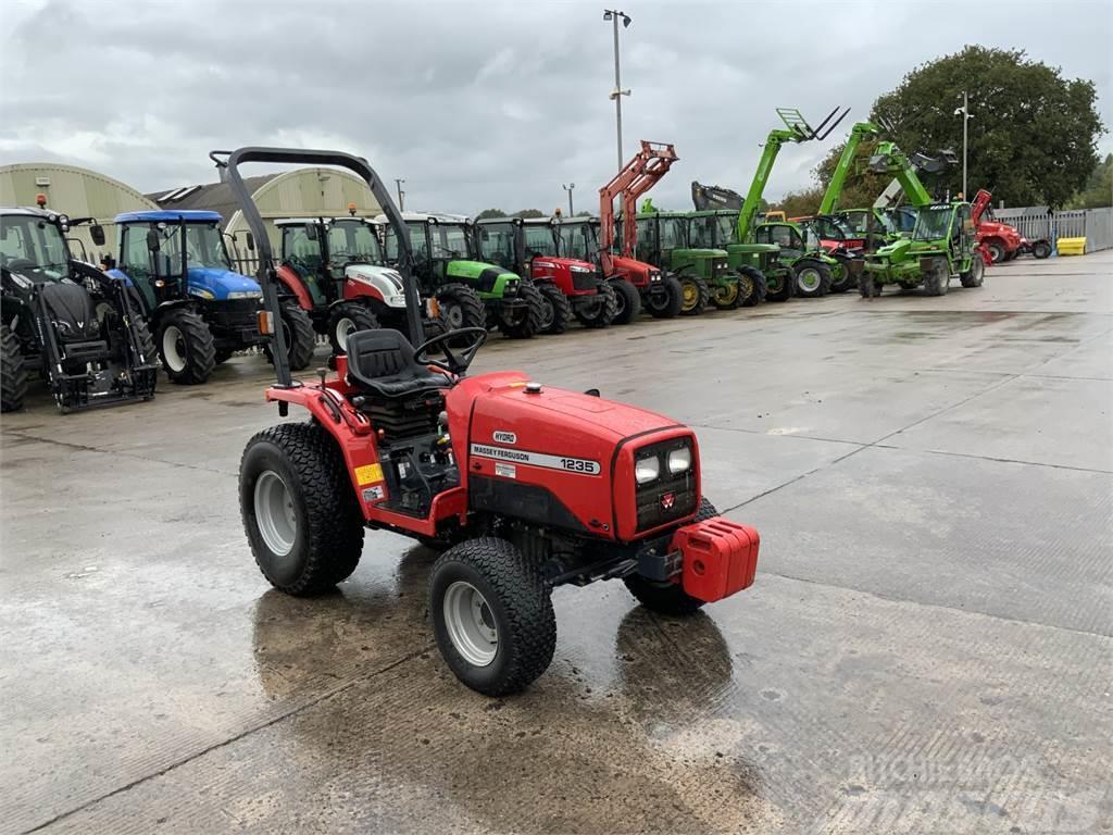Massey Ferguson 1235 Compact Tractor