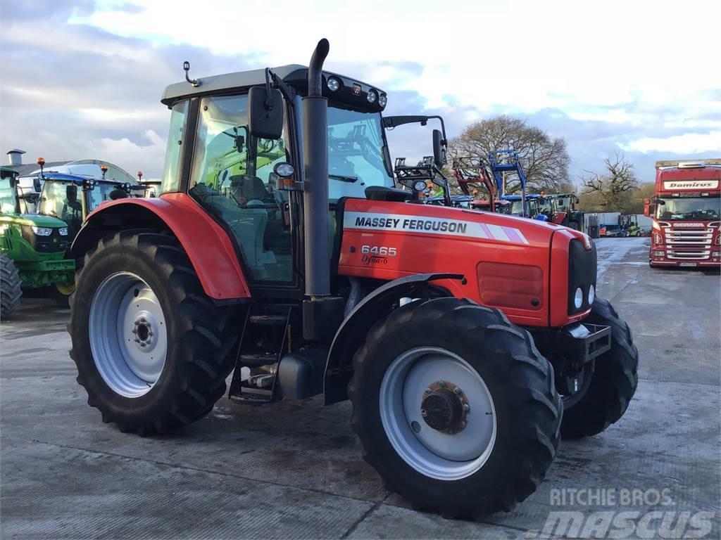 Massey Ferguson 6465 DYNA-6 Tractor (ST6316)