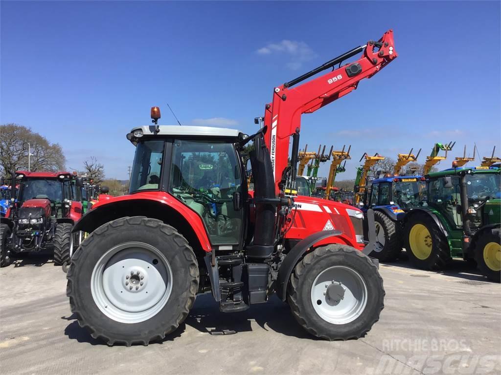Massey Ferguson 6613 DYNA 6 Tractor (ST4444)