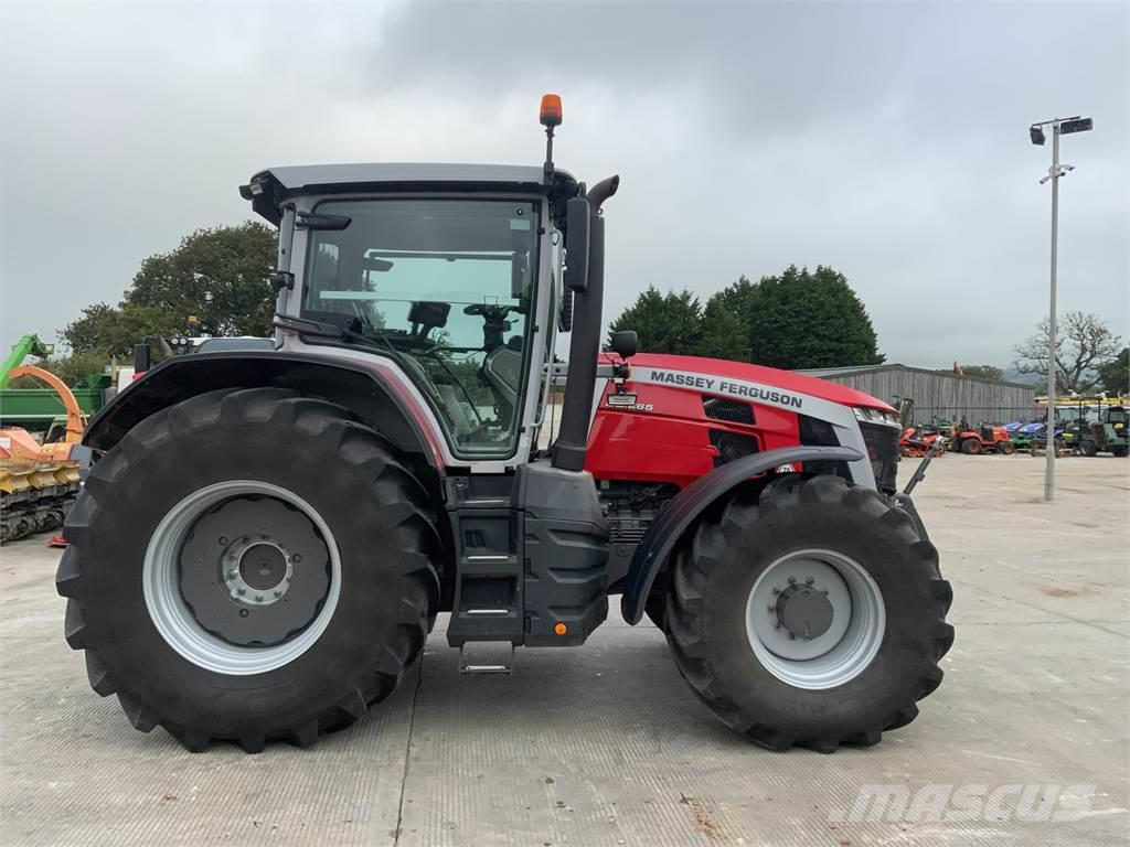 Massey Ferguson 8S.265 DYNA-7 Exclusive *2021* Tractor