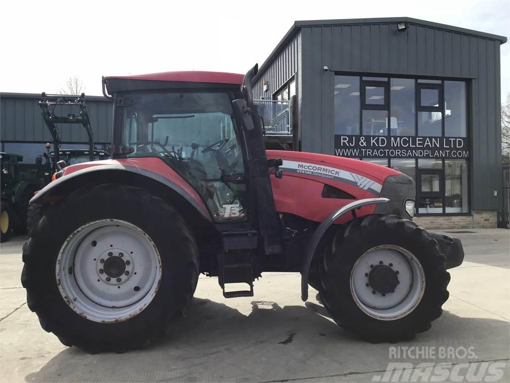 McCormick XTX145 Xtra Speed Tractor (ST5690)