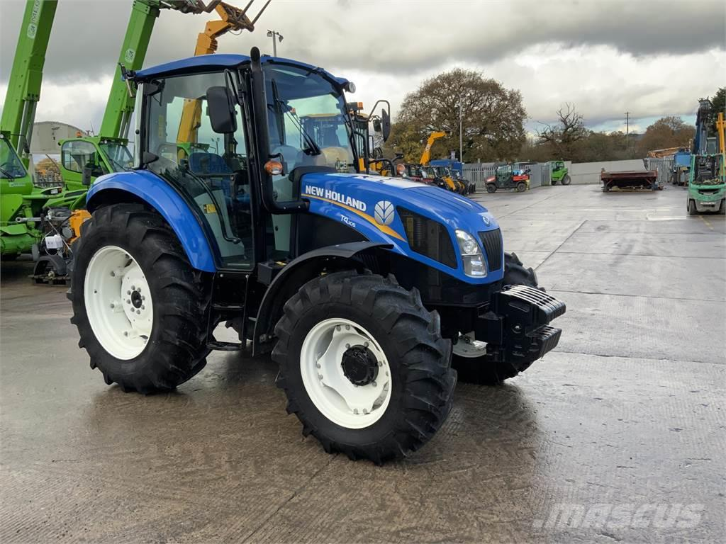 New Holland T4.105 Tractor (ST8751)