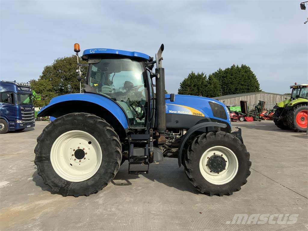 New Holland T6080 Tractor (ST10241)