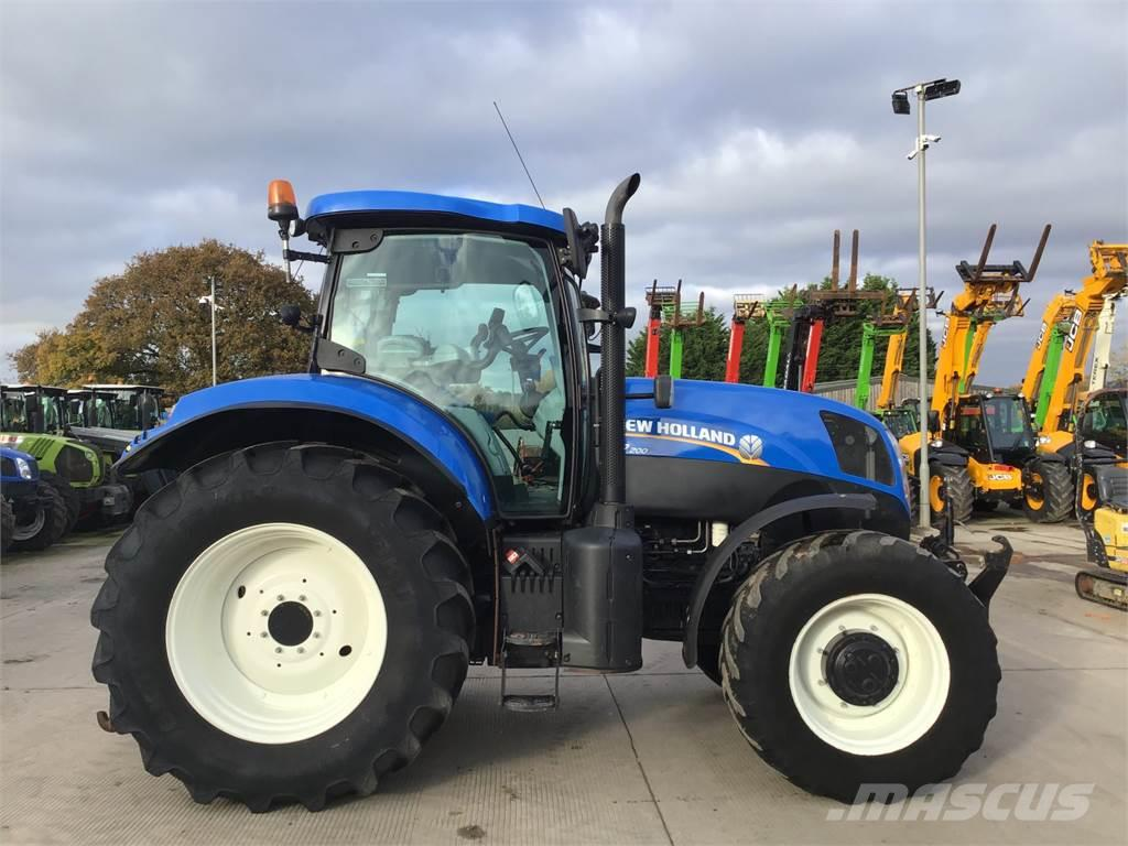 New Holland T7.200 Tractor (ST5567)