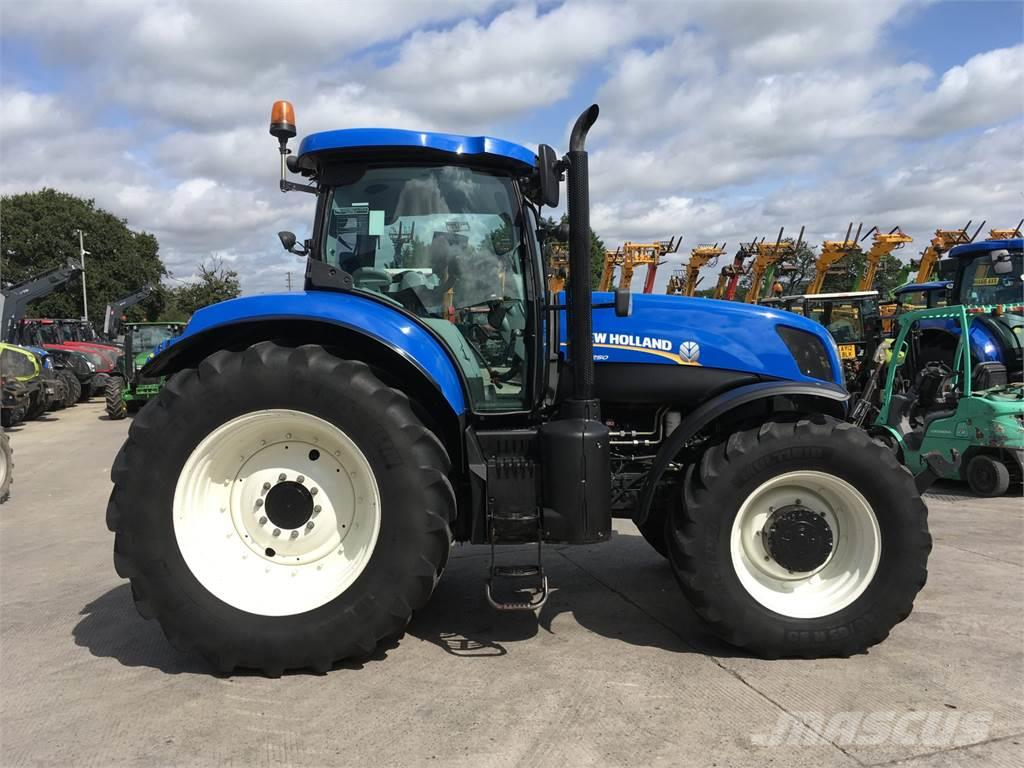 New Holland T7.250 Tractor (ST5299)