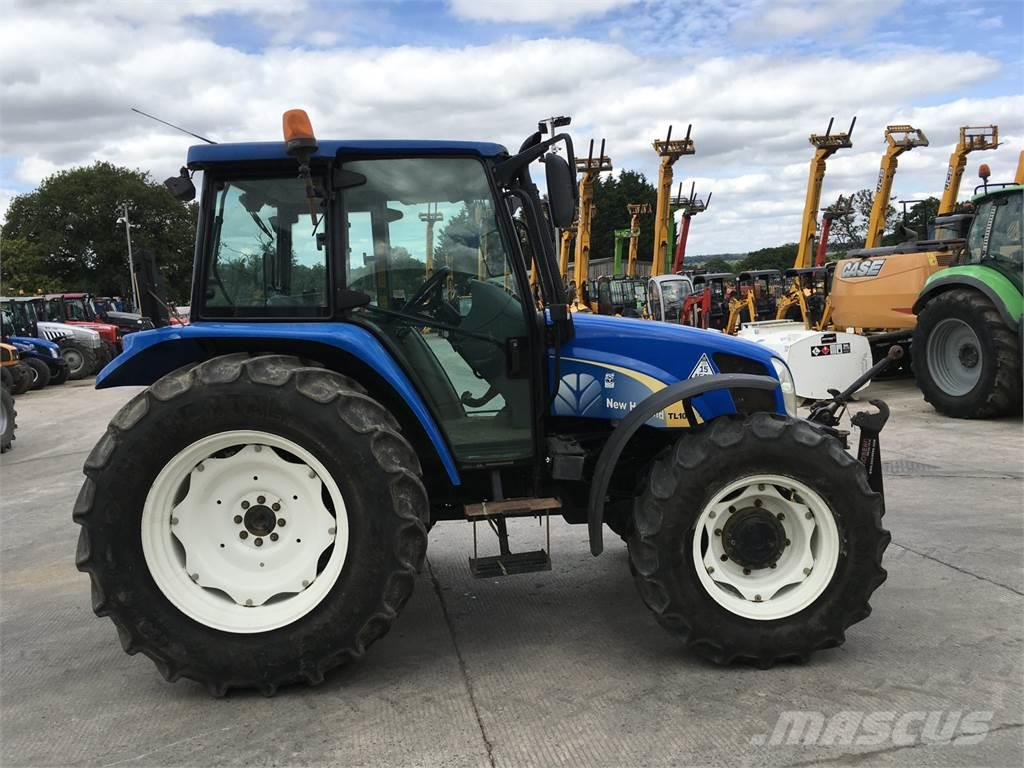 New Holland TL100A Tractor (ST7950)