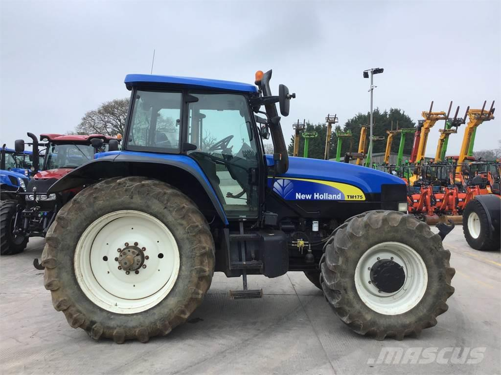 New Holland TM175 Tractor (ST4447)
