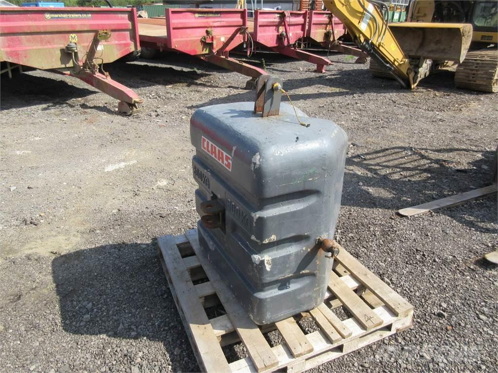 [Other] 800KG FRONT WEIGHT