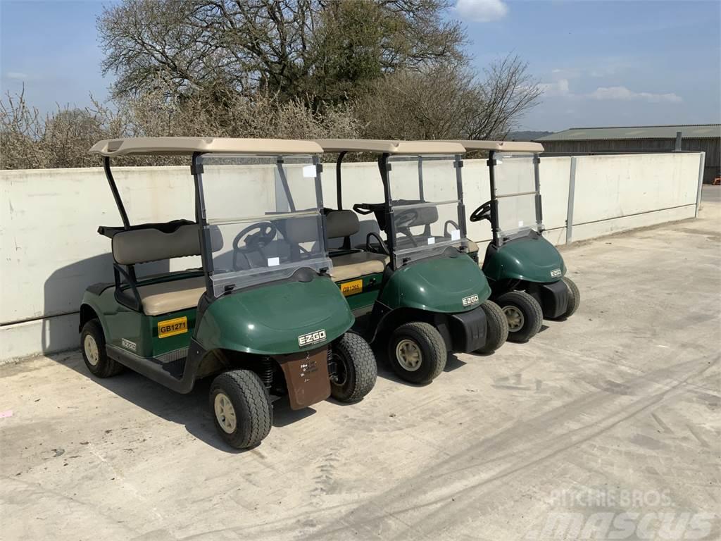 [Other] Choice Of 3 EZGO Petrol Golf Carts