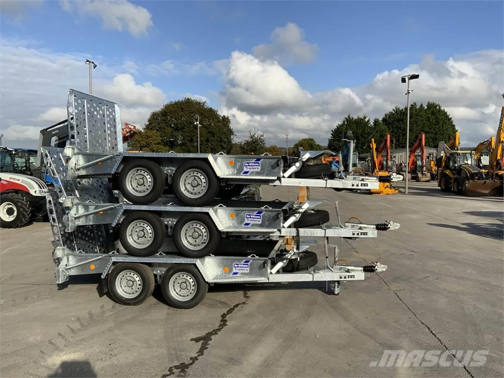 [Other] Choice of Ifor Williams GH94BT Plant Trailers