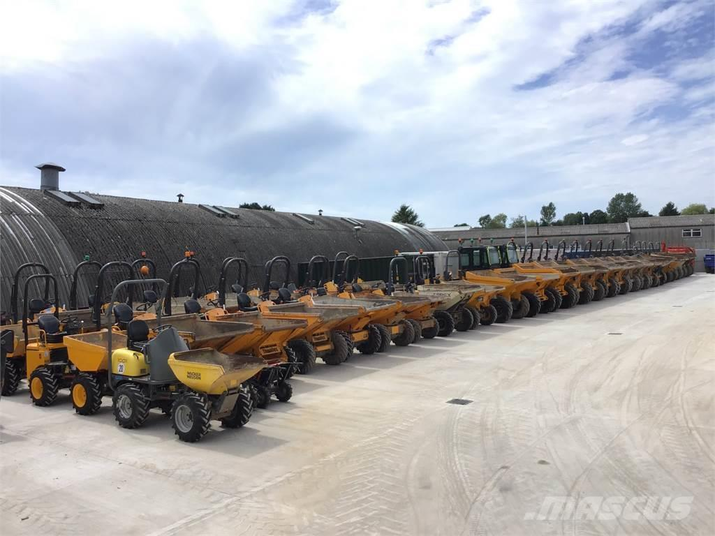 [Other] Large Selection Of Site Dumpers