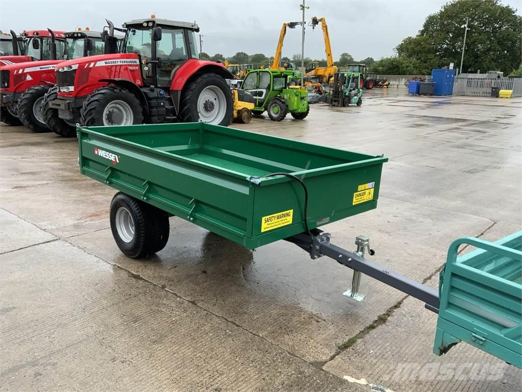[Other] Wessex Compact 3 Tonne Tipping *UNUSED* Trailer (S