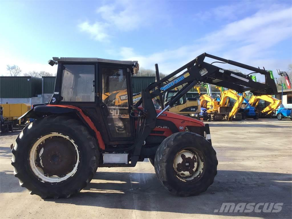 Same Explorer II 90 Top Tractor (ST4369)