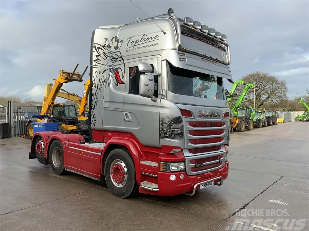 Scania R520 V8 Streamline (ST9018)
