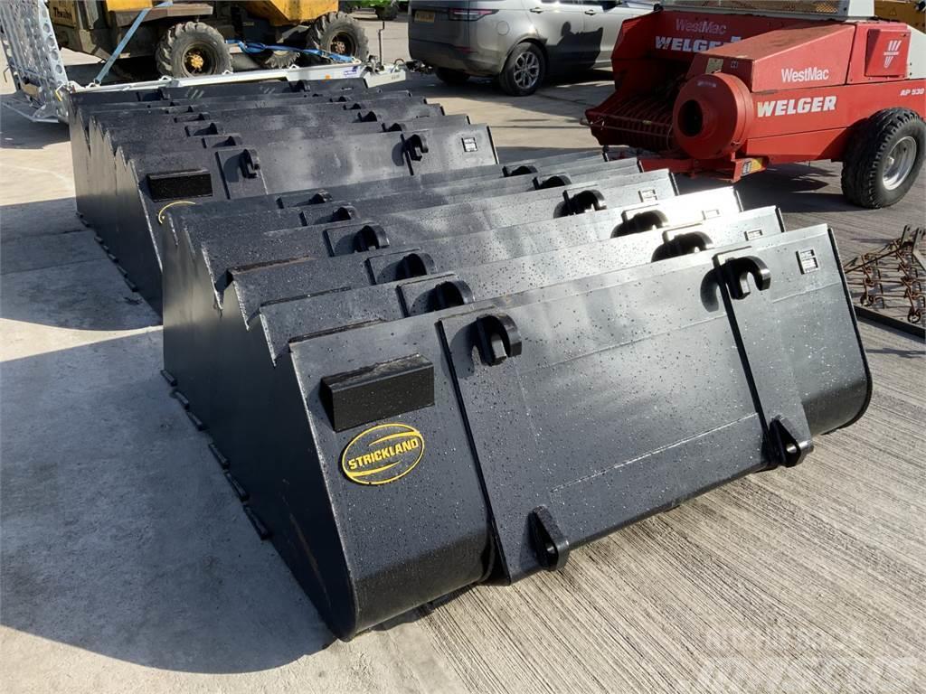 Strickland BT12 1 Cube Bucket