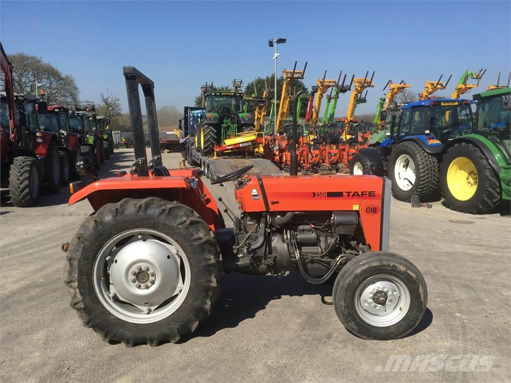 Tafe 35D Tractor (ST4481)