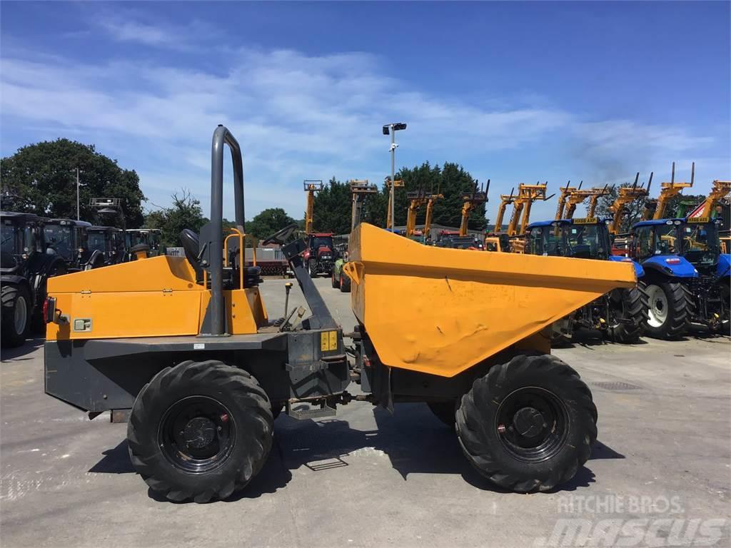 Terex TA6 6 Tonne Straight Tip Dumper (ST4990)