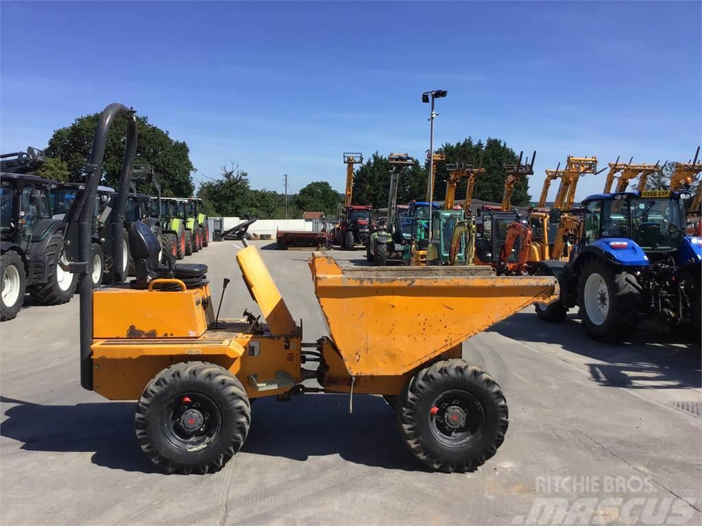 Thwaites 3 Tonne Straight Tip Dumper (ST4993)