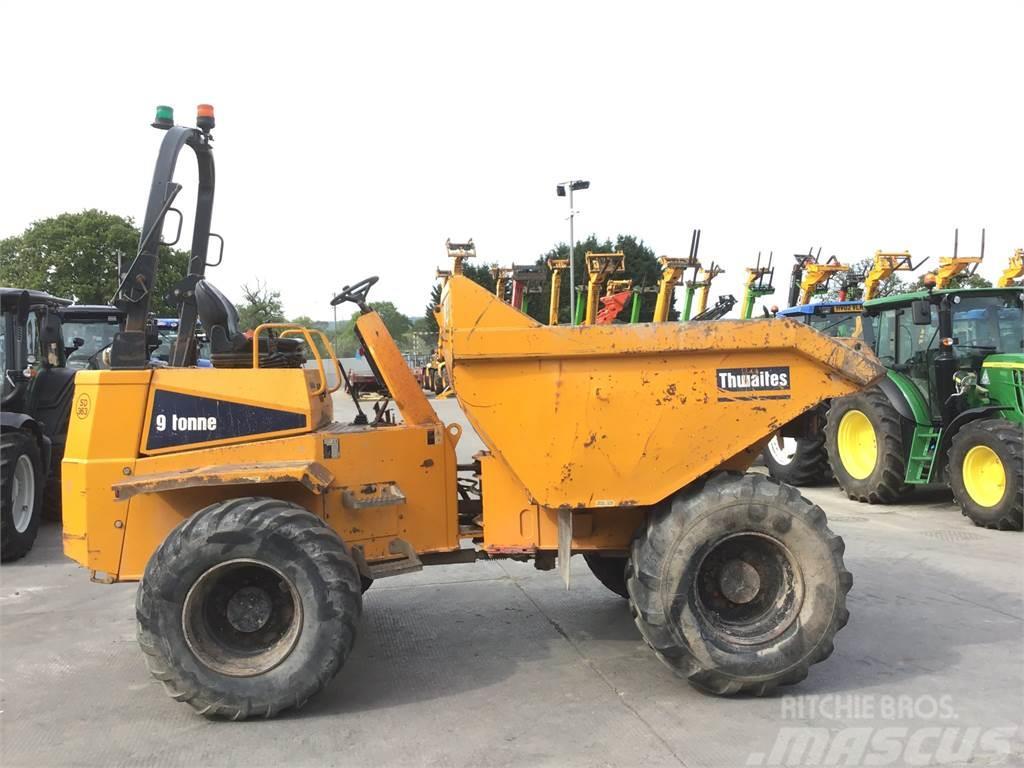 Thwaites 9 Tonne Straight Tip Dumper (ST2203)
