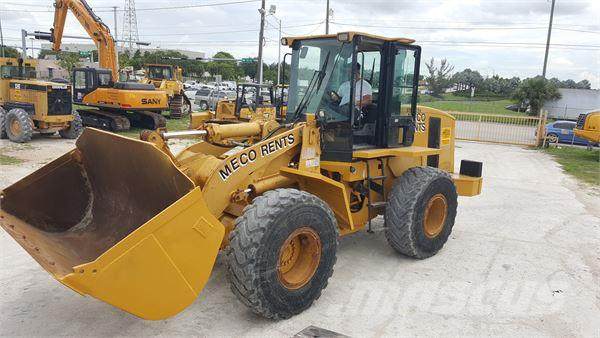 Caterpillar 938G Wheel Loader