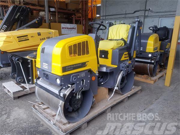 Dynapac CC900G Asphalt Compactor