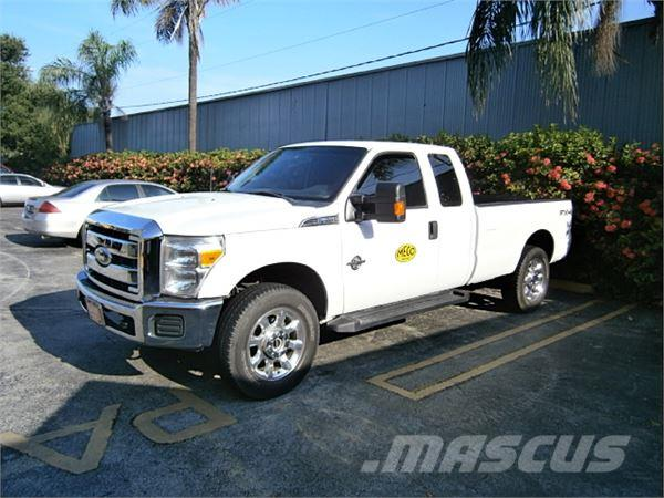 Ford F250, 2011, Flakbilar/Pickuper