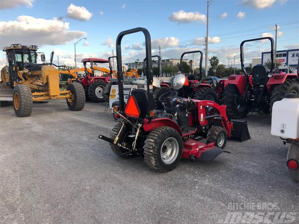 Mahindra EMAX 22S Tractor
