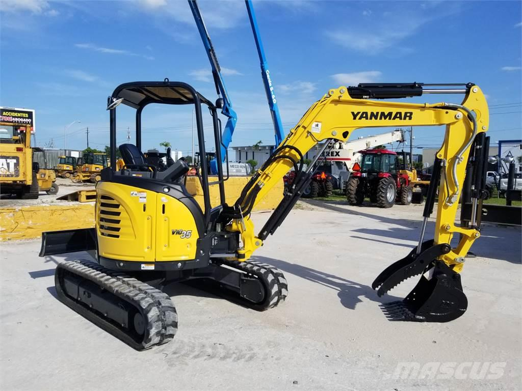 [Other] Undefined ViO35-6A Mini-Excavator