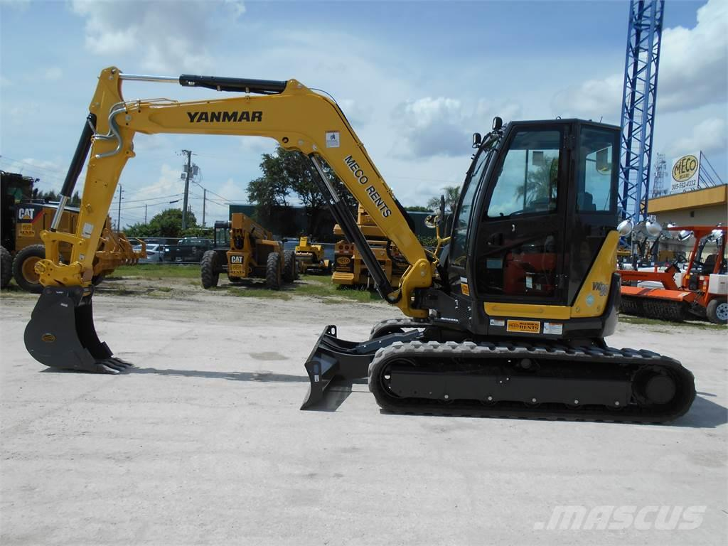 [Other] Undefined VIO80-1A Mini-Excavator