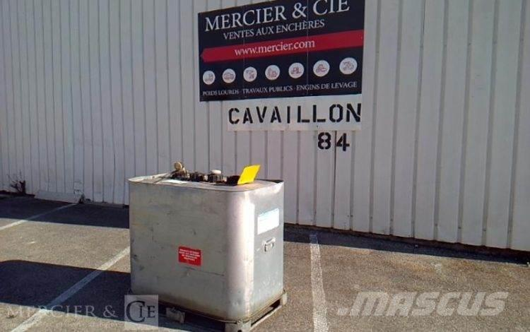 Thermobile CUVE FUEL 700L PALETTISABLE