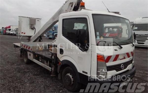 Nissan CABSTAR 35-11 NACELLE 16M