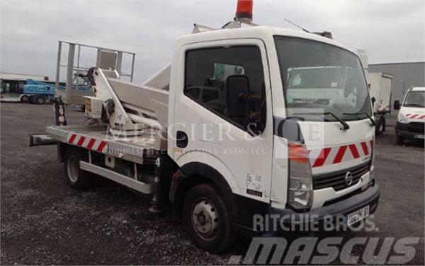Nissan CABSTAR 35-11 NACELLE 20M