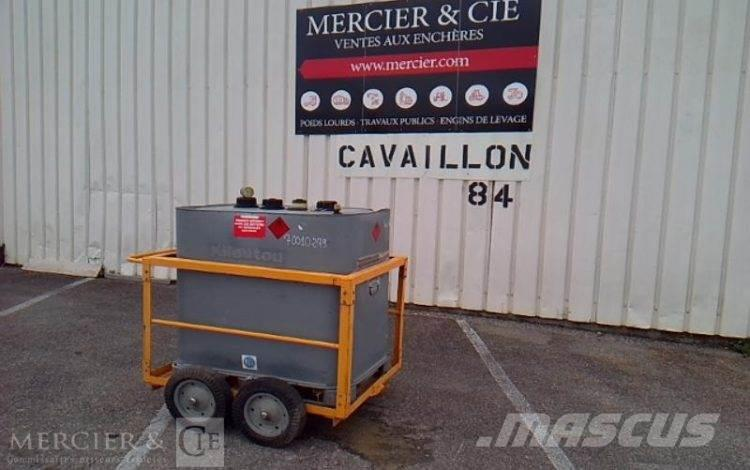 Thermobile CUVE FUEL 700L CHARIOT ROULANT