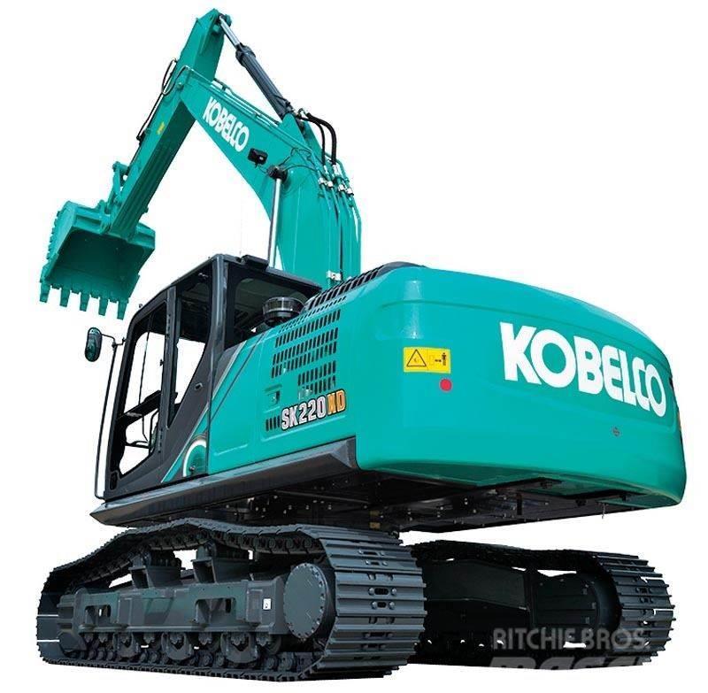 Kobelco SK220
