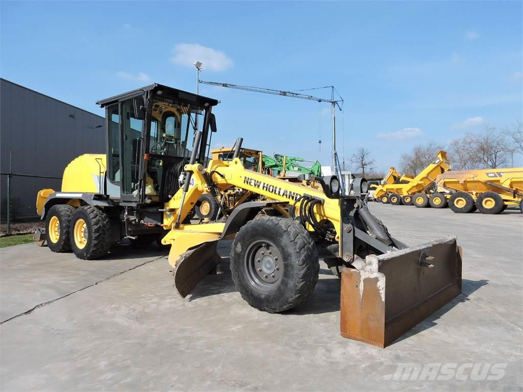 New Holland F106.6A