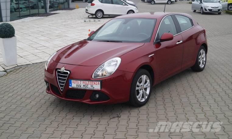 Alfa Romeo Giulietta 2 0 Jtdm Cars Year Of Mnftr 2013 Price R104