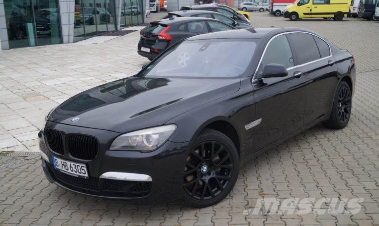 BMW 740 X Drive, Pełny M Pakiet, Full Opcja, Head Up