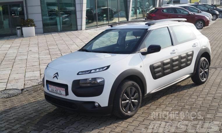Citroën C4 CACTUS 1,6 HDI, Van, Odlicz Pełny VAT, Bezwypad