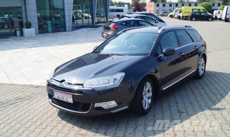 Citroën C5 2,0 HDI ,Hydro,Wersja EXCLUSIVE,Czarna Skóra,Au