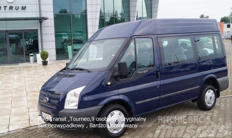 Ford Transit ,Tourneo,9 osobowy, Oryginalny Bus,Bezwypa