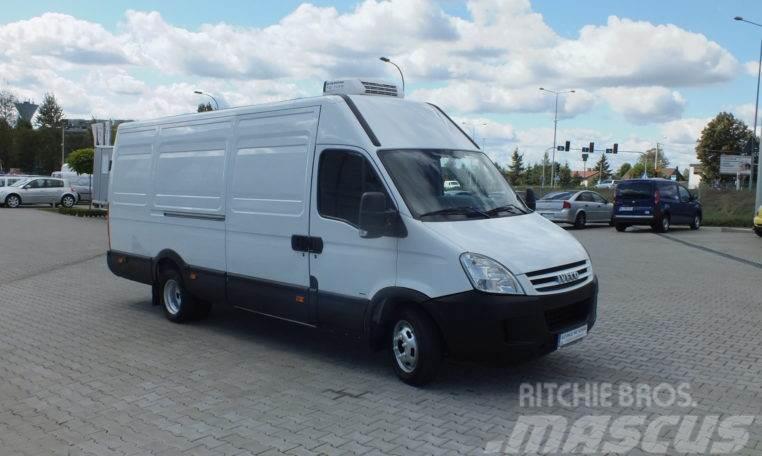 Iveco DAILY 35C12 MAXI Chłodnia,7 Palet,Bezwypadek,Zadba