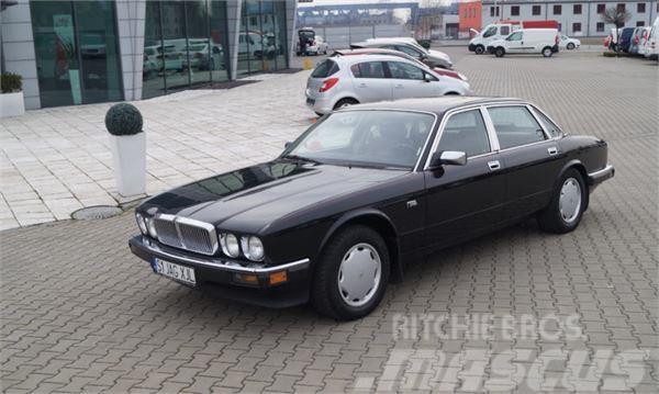 Jaguar XJ6 ,Kolekcjonerski Rarytas,Bardzo Zadbany,Po Hrab