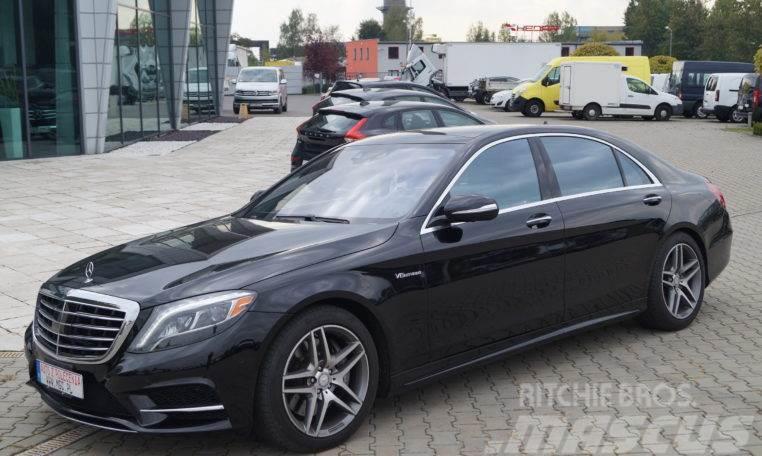 Mercedes-Benz S550, 4Matic, V8Biturbo, Bogato Wyposażony, Utrzym