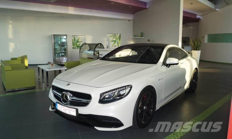 Mercedes-Benz Klasa S 63 AMG 4MATIC, Full Opcja, Perełka, Idealn