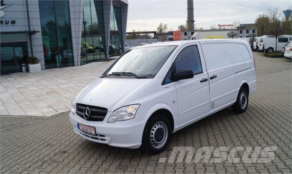 Mercedes-Benz Vito 113CDI, Long,Długi XL, 2x Boczne Drzwi