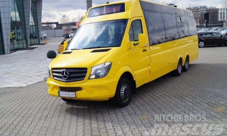 [Other] Autobus Miejski MB Mercedes-Benz SPRINTER 516